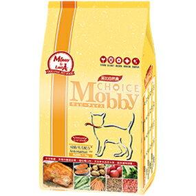 〈預購 1/19 到貨 〉Mobby 莫比 成貓 化毛專業配方 3KG/3公斤