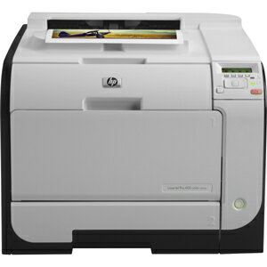HP LaserJet Pro M451DN Laser Printer - Color - 600 x 600 dpi Print - Plain Paper Print - Desktop - 20 ppm Mono / 20 ppm Color Print - A4, A5, A6, B5 (JIS), Postcard, Double Postcard, DL Envelope, C5 Envelope, B5 Envelope, Legal - 300 sheets Standard Input 1