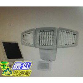 COSCO 如果沒搶到鄭重道歉  Sunforce LED 三面太陽能感應燈 _W709