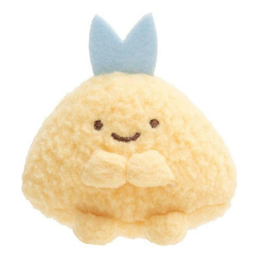 【積文館】炸魚尾絨毛娃娃 日本進口 角落小生物 角落公仔 玩偶 吊飾(6.5*6cm) 0
