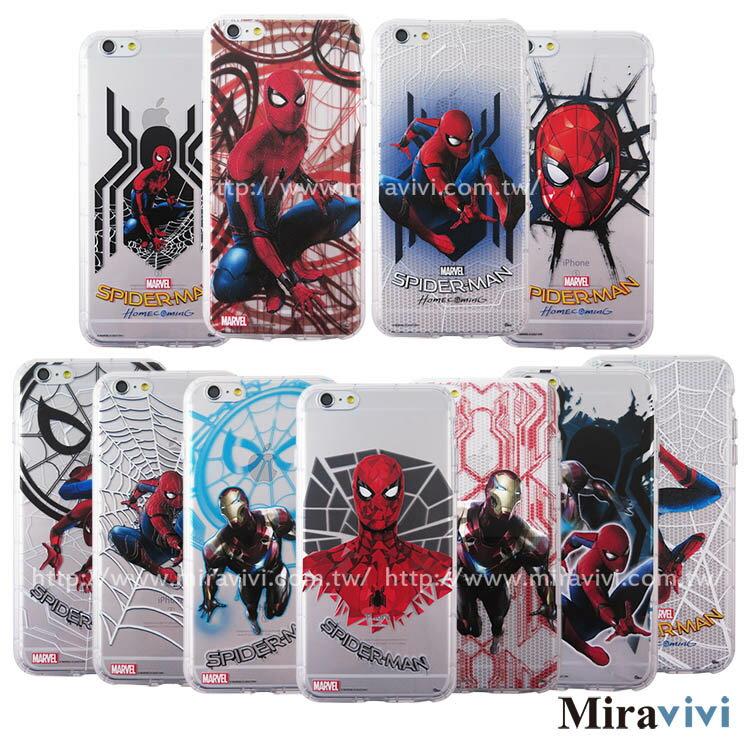MARVEL漫威蜘蛛人電影版iPhone 6/6s Plus(5.5吋)防摔氣墊空壓保護套