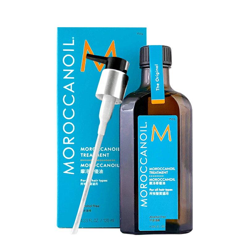 【Moroccanoil 摩洛哥優油125ml+沐浴膠組】年貨大街 整點特賣1 / 05(日) 12:00開賣 1