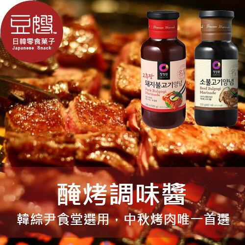 【豆嫂】韓國廚房醃烤調味醬烤肉醬(原味辣味)★滿$499宅配免運中★
