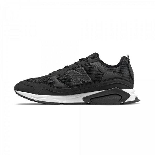 11月【NEW BALANCE】NB X-Racer 復古休閒鞋 黑 男女鞋 -MSXRCFOD 0