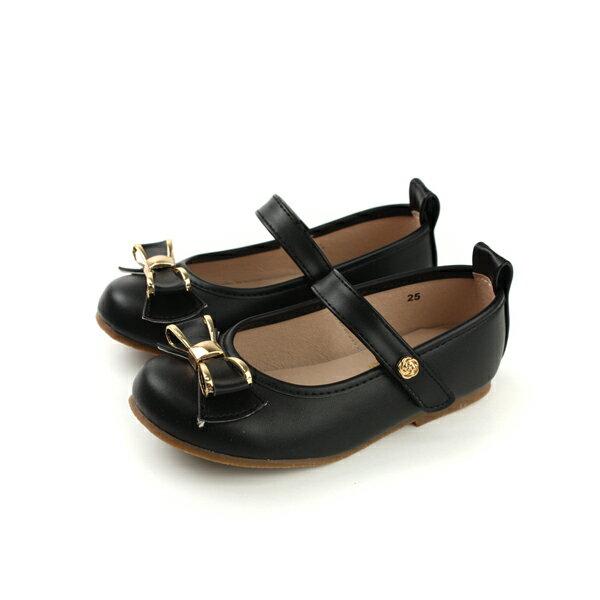 HITO BELLE 娃娃鞋 童鞋 黑色 童 no011