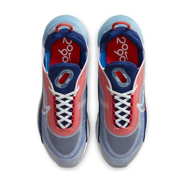 "【NIKE】NIKE AIR MAX 2090 ""USA"" 運動鞋 慢跑鞋 氣墊 粉藍白 男鞋 -CT1091101 3"