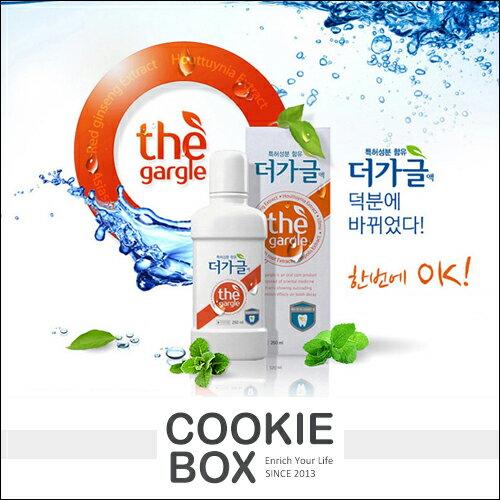 韓國 The Gargle 草本 蜂膠 漱口水 250ml 口腔 清潔 口氣 清新 潔淨 天然 *餅乾盒子*