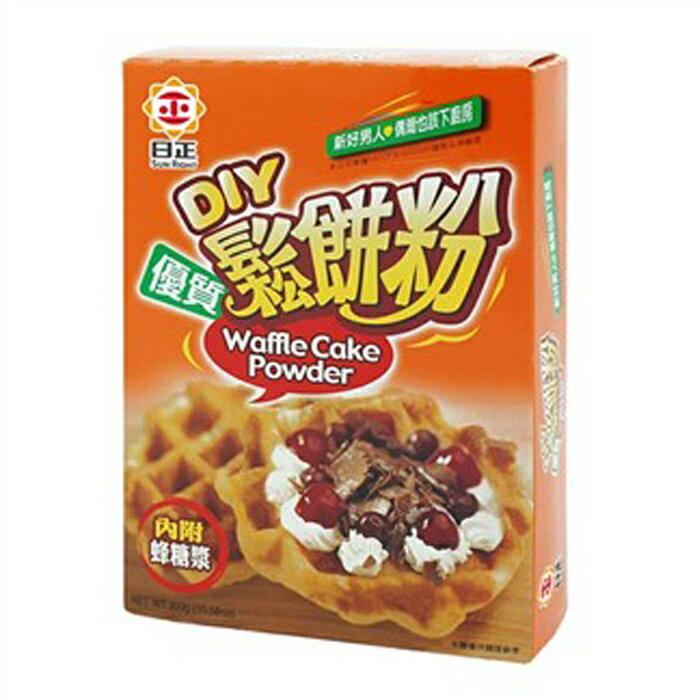 日正 優質鬆餅粉 300g / 盒【康鄰超市】 1