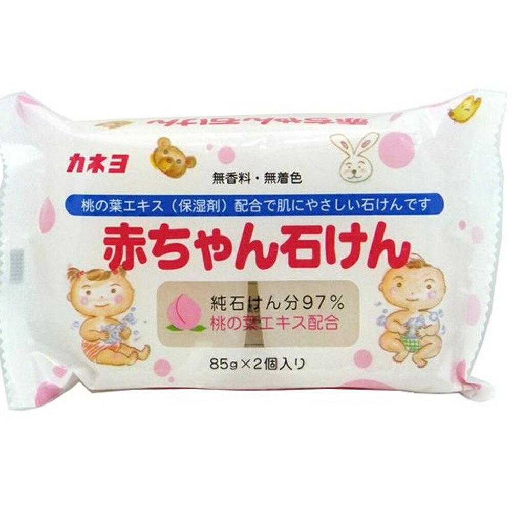 KANEYO 嬰兒皂  2入