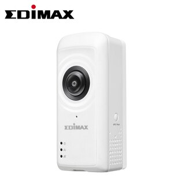 【滿3千15%回饋】【全店現折6%起】EDIMAX訊舟IC-5150W全景式魚眼無線網路攝影機(4717964701046)※回饋最高2000點