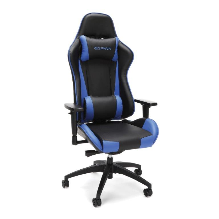 RESPAWN Racing Style Gaming Chair - Reclining Ergonomic Leather Chair, Office or Gaming Chair (RSP-105) 0