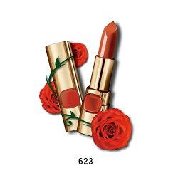 巴黎萊雅 純色訂製唇膏623 微醺玫瑰(3.7g)