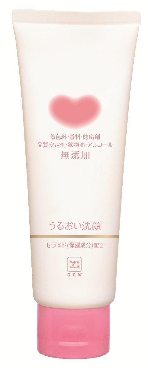 日本 牛乳石鹼 無添加 溫和滋潤洗面乳110g