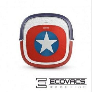 <br/><br/>  ECOVACS 智慧清潔機器人 DA5G.21 SLIM2 美國隊長版<br/><br/>