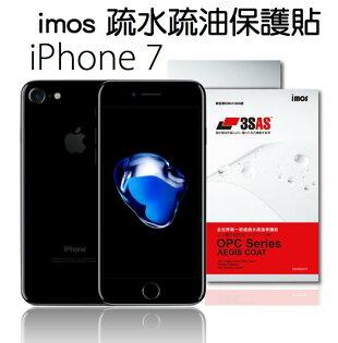 imos3SAS疏水疏油螢幕保護貼foriPhone76s4.7吋通用款(正面)