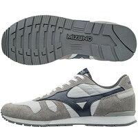 慢跑_路跑周邊商品推薦到D1GA170005 (灰X深丈青) MIZUNO 1906 ML87 休閒款慢跑鞋 S【美津濃MIZUNO】