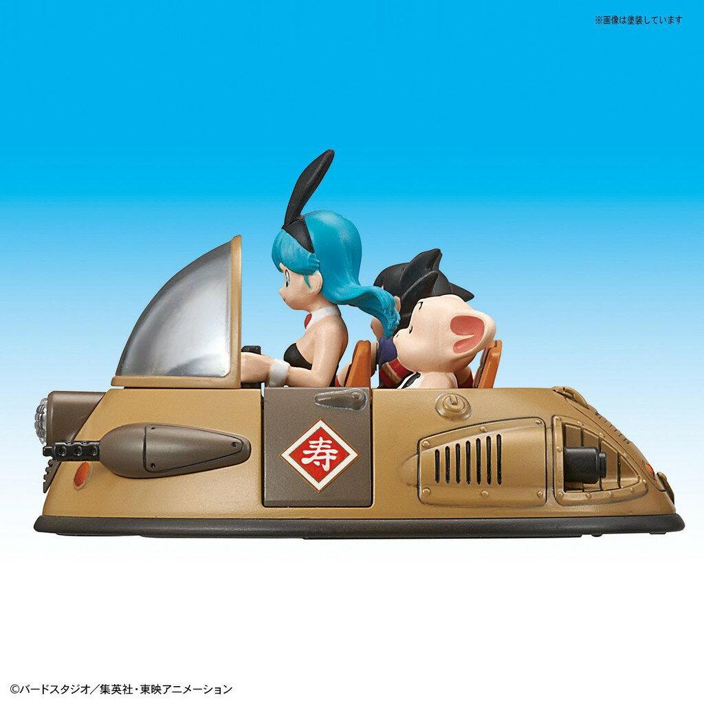 【預購】日本進口金證 萬代 牛魔王的車 BANDAI MECHACOLLE 七龍珠 第二卷 vol.2【星野日本玩具】 5
