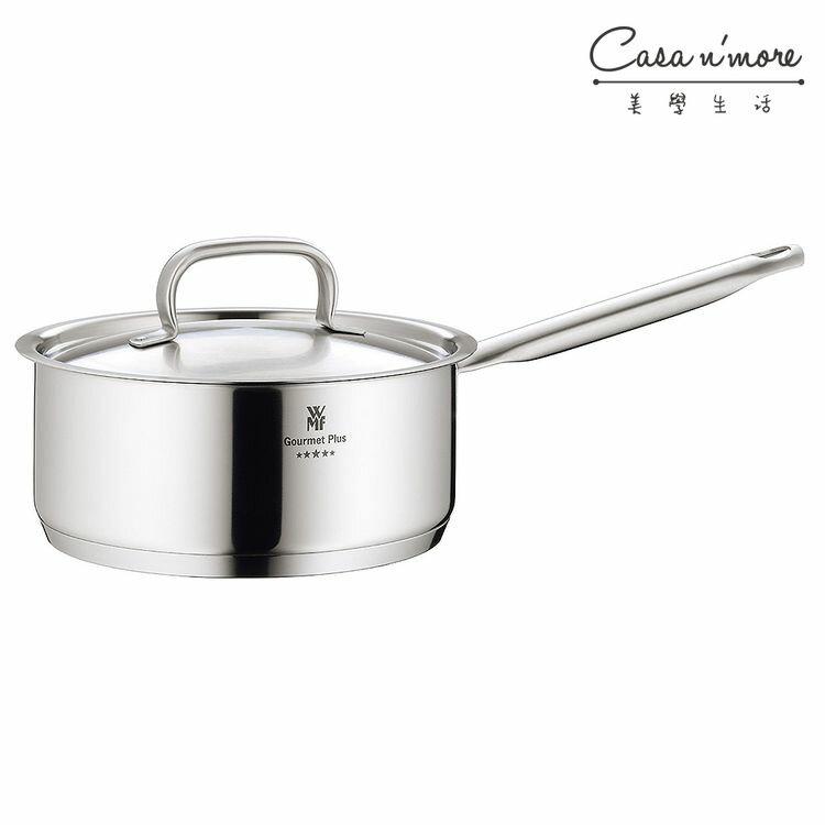 WMF Gourmet Plus 不鏽鋼鍋,單柄鍋、德國製造 (20cm、五星、霧面不銹鋼、湯鍋) - 限時優惠好康折扣