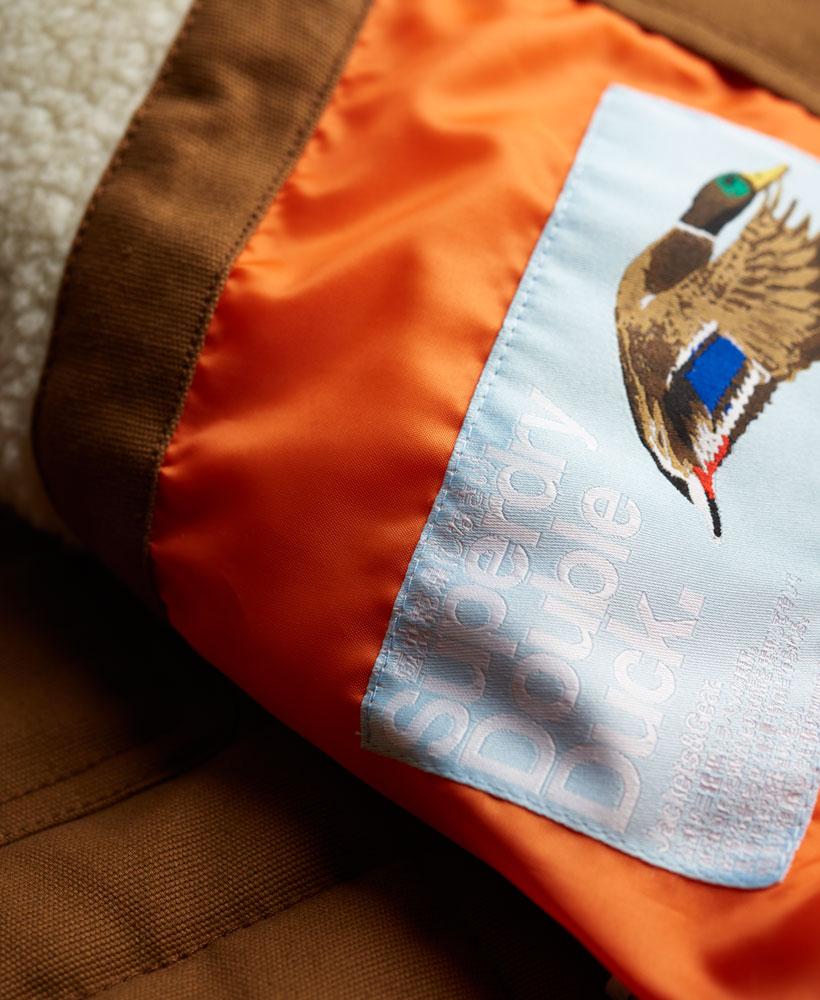 [男款] 英國代購 極度乾燥 Superdry Redford 男士風衣戶外休閒外套夾克 防水 防風 保暖 棕褐色 5