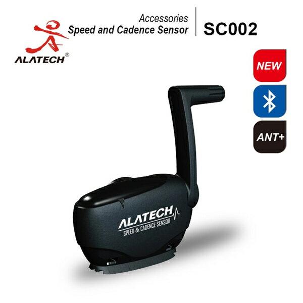 ALATECH SC002藍牙/ANT+雙頻單車速度踏頻感測器 5217SHOPPING