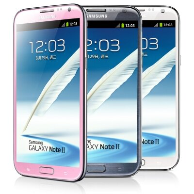 【展示品】SAMSUNG GALAXY Note 2 16G 5.5吋 3G 四核心智慧手機 N7100