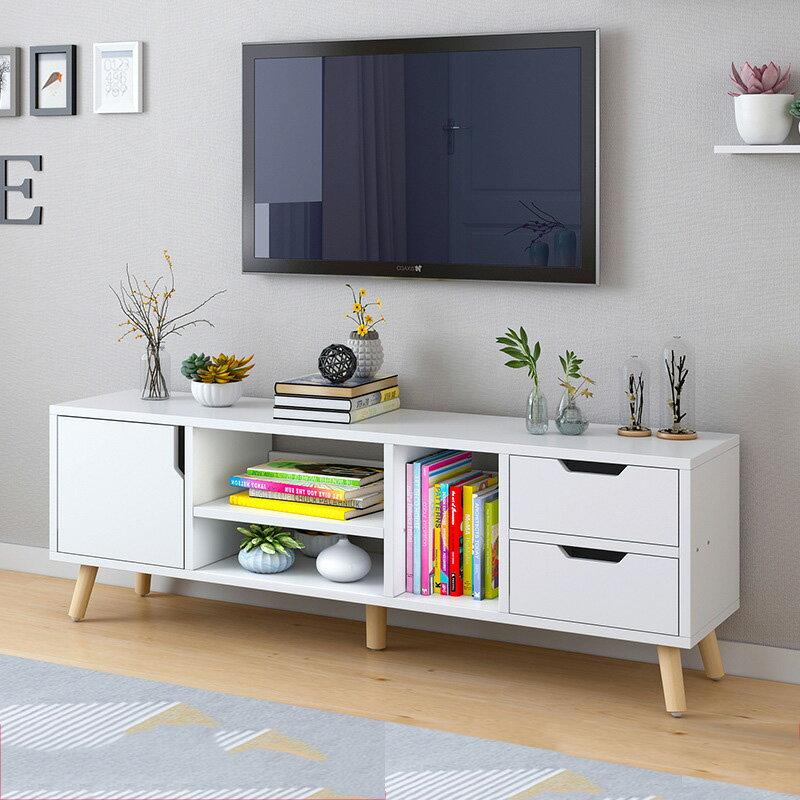 北歐風電視櫃 組合收納櫃 電視櫃 視聽櫃《YV9760》快樂生活網 2