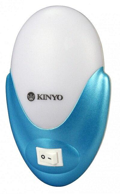 【迪特軍3C】【KINYO】氣氛LED 小夜燈 NL-12