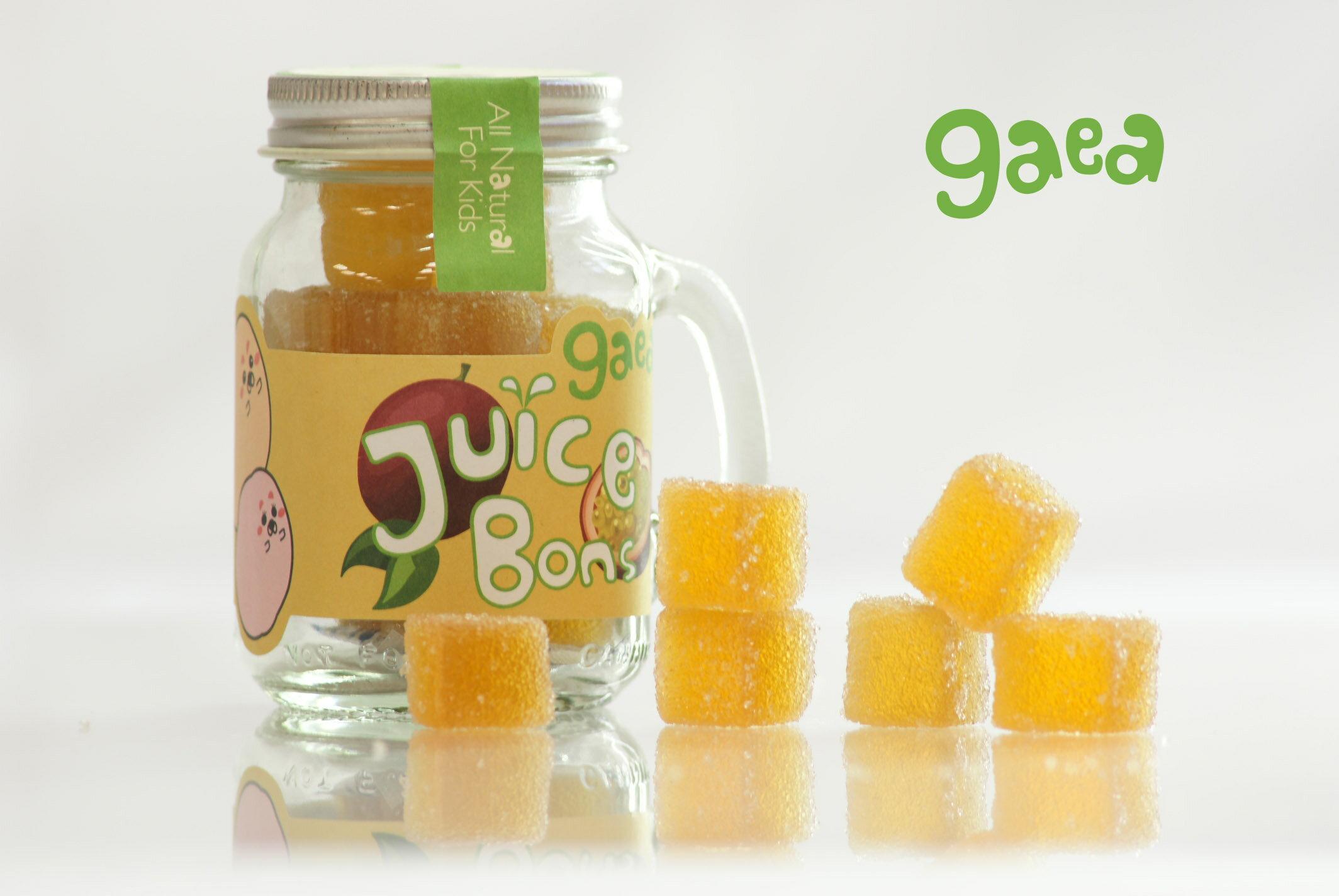 吉芽法式軟糖-百香果 + 天然 + 零食