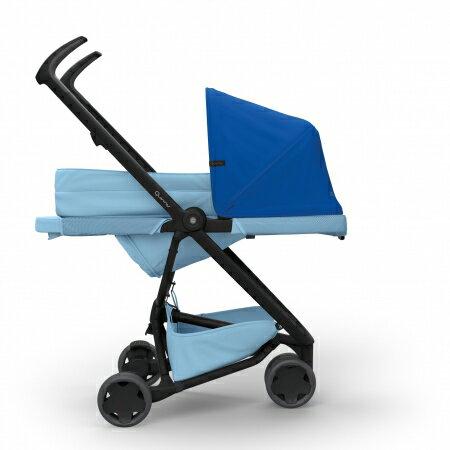荷蘭【Qunniy】ZAPP X FLEX 專用新生兒軟式睡廂- 5色 1