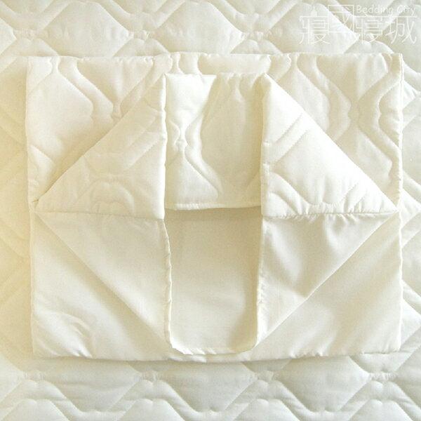 枕頭保潔墊(2入)日本DNW防螨技術、加厚鋪棉、可機洗  #防螨 #寢國寢城 2