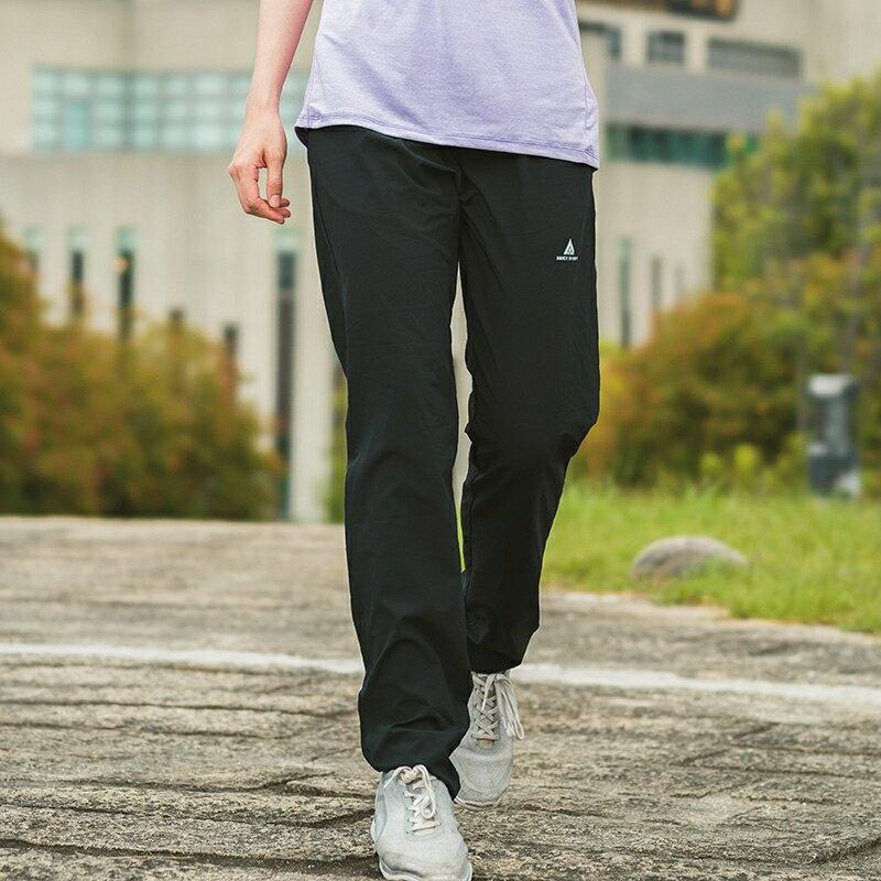 AREXSPORT 戶外休閒輕薄防水耐磨速乾修身運動衝鋒褲 防潑水材質 男女共版 加大尺碼 AS-7159 S-4L 2