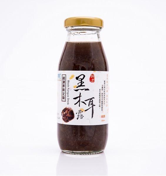 天香堂 友膳町 特濃黑木耳露 200ml/瓶