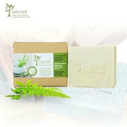 【希臘神話】天然橄欖油手作皂/五種高山草本(120g/1入)