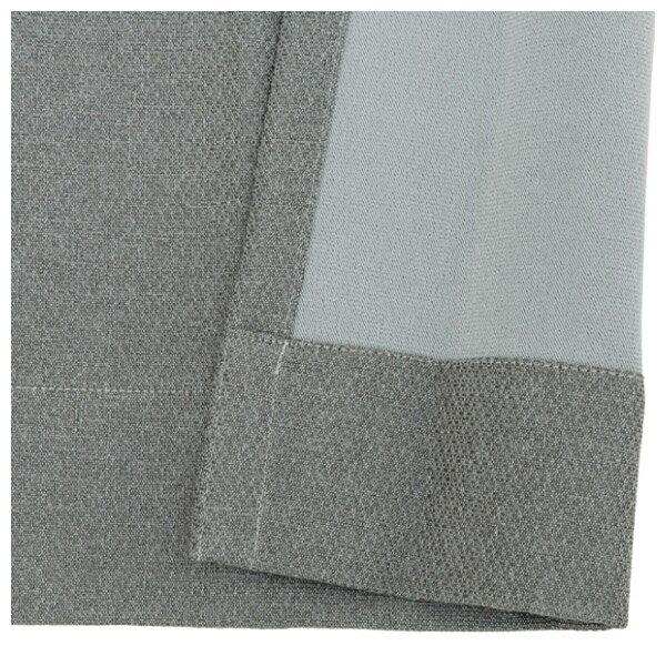 窗簾 BOOTH GY 150X230X1 NITORI宜得利家居 6