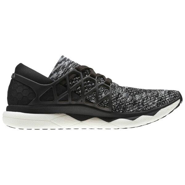 REEBOKFLOATRIDERUN男鞋慢跑馬拉松訓練休閒輕量支撐緩衝透氣黑白【運動世界】CM9057