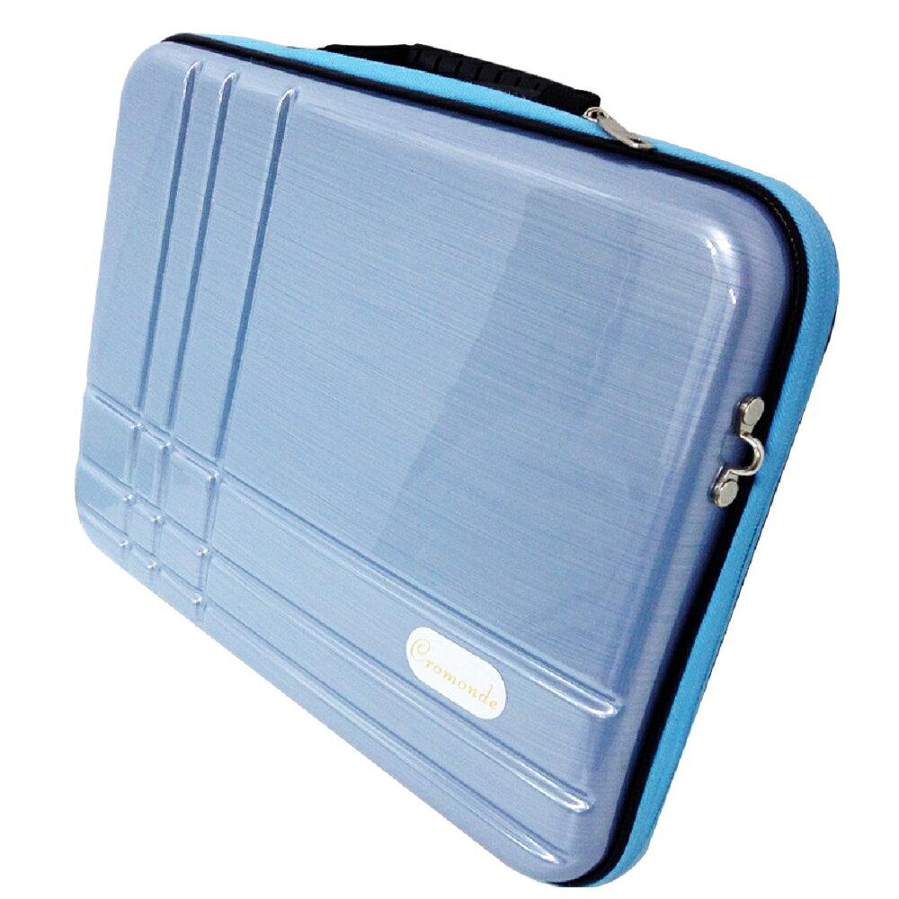 【SunEasy生活館】Cromonde 克洛蒙多功能3C電腦包-深海藍