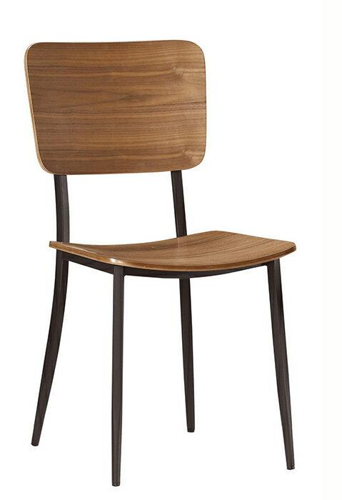 【尚品傢俱】CM-1025-6 瑪瑞餐椅(板)(深)