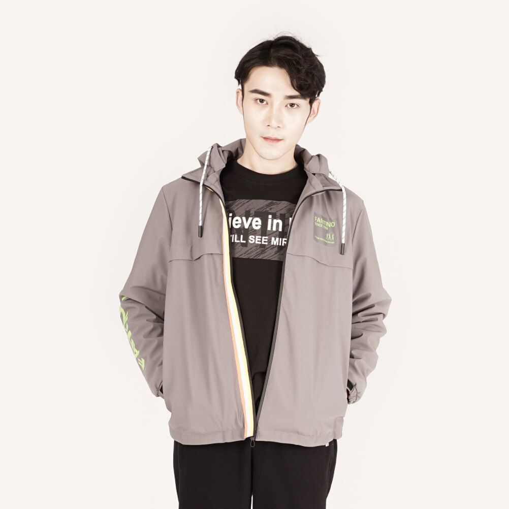 【FANTINO】外套(男)-灰 945327 0