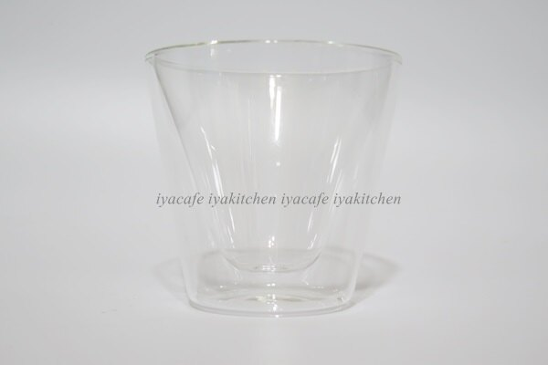 雙層耐熱玻璃杯 酒杯 茶杯 200ml