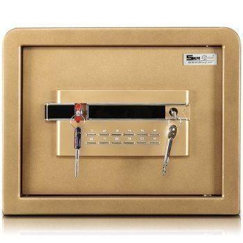 弘瀚科技@聚富商務型保險箱(36BQ)金庫防盜電子式密碼鎖保險櫃