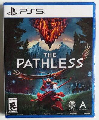 美琪PS5遊戲 The Pathless 無路之旅 絕路 中文英文