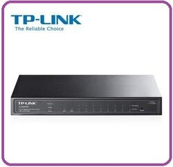 TP-LINK TL-SG2210P 8埠Gigabit智慧型PoE交換器