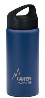 【鄉野情戶外專業】LAKEN  西班牙  Classic不鏽鋼保溫瓶 / 不鏽鋼保溫水壺 500ml  藍 TA5A