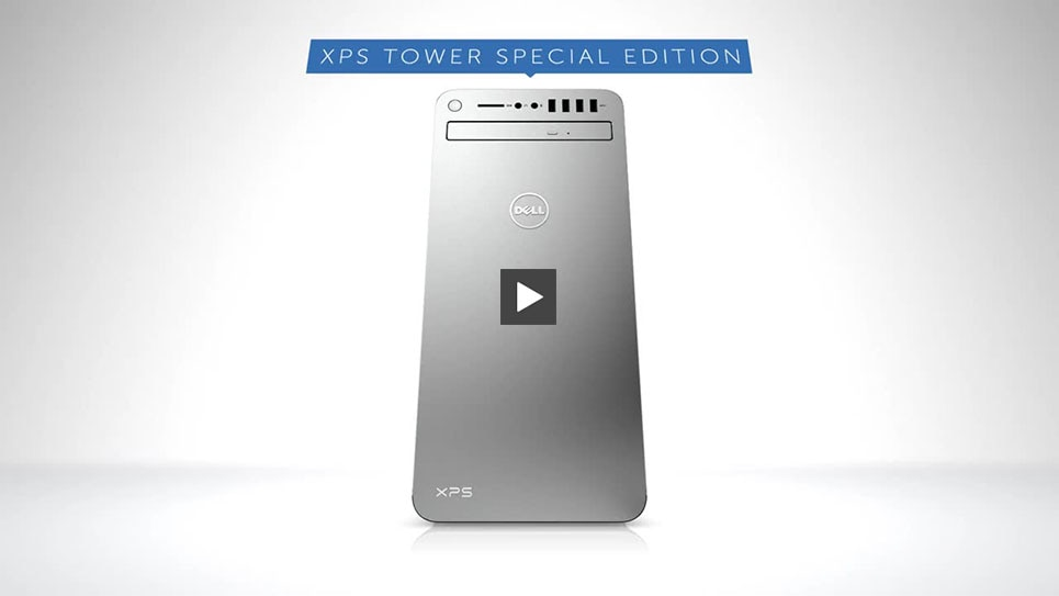 Dell XPS Tower Special Edition- GTX 1070- i7 8086K- 256GB SSD + 1TB HDD-  32GB Memory