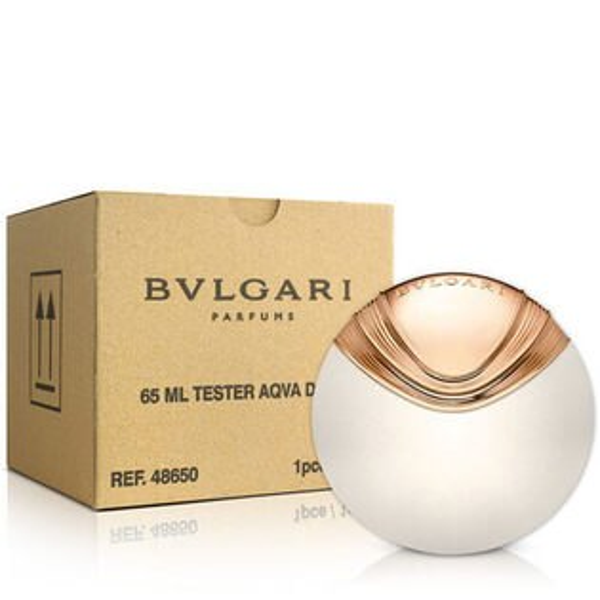 BVLGARI寶格麗海漾女性淡香水65mlTester環保包裝【A002309】《Belle倍莉小舖》AQVADIVINA