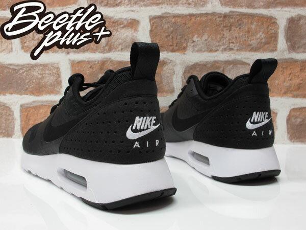 BEETLE NIKE AIR MAX TAVAS ESSENTIAL 黑白 殺人鯨 街頭 男鞋 慢跑鞋 725073-001 2
