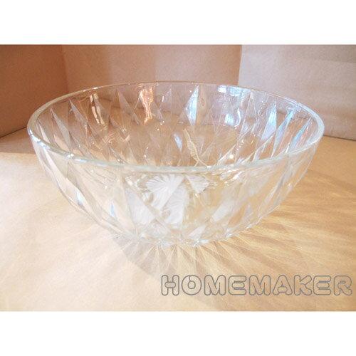 玻璃沙拉碗 22.5吋_G~ZRS215