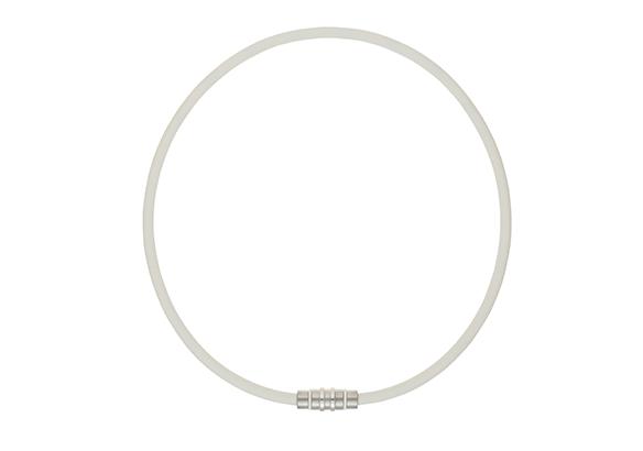 Colantotte直營網路專櫃COLANTOTTE NECKLACE CREST 磁石項鍊/白 - 限時優惠好康折扣