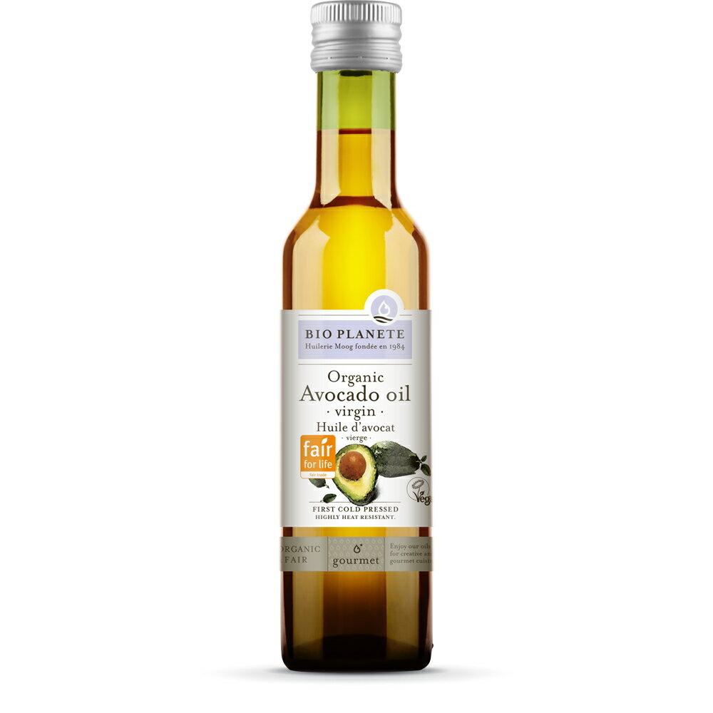 BIO PLANETE 天然冷壓初榨酪梨油 (250毫升)