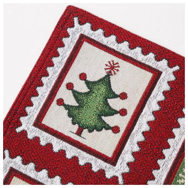 聖誕午餐墊 Stamp H 18 NITORI宜得利家居 4